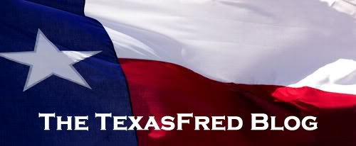 TexasFred Blog Banner