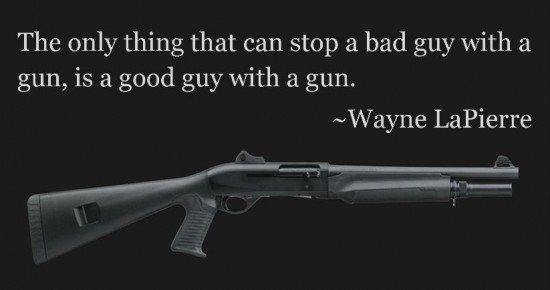 Good Guy with a gun 1