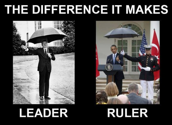 Leader vs Ruler