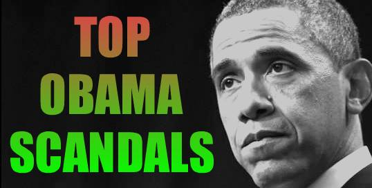 Top Obama Scandals
