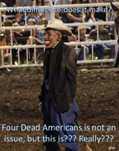 Rodeo Clown Obama