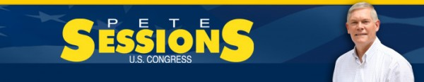 Pete Sessions for Congress 1