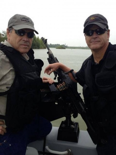 Perry and Hannity