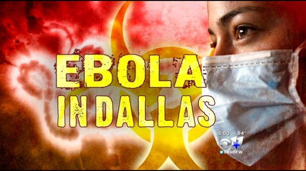 Ebola in Dallas