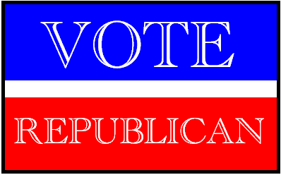Vote Republican 1