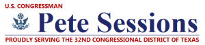Pete Sessions Email Logo