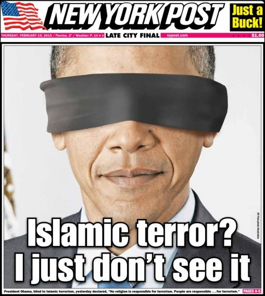 I don't see Terror