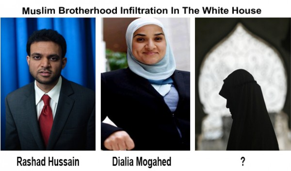 Muslim in the White House