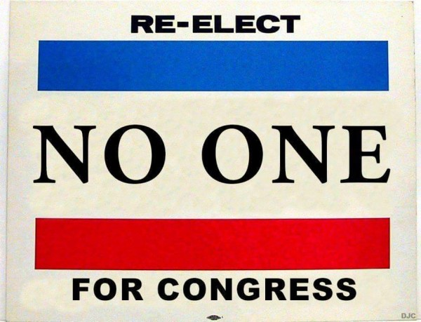 Reelect No One