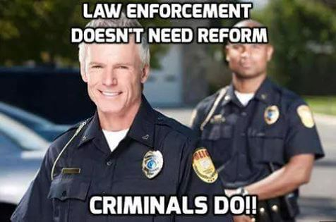 Criminals need reform