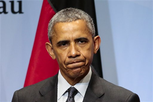 Obama: US lacks 'complete strategy' for training Iraqis ...
