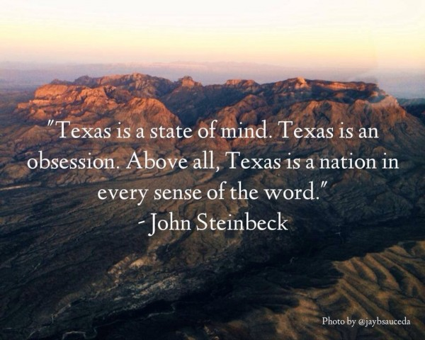 Texas is a Nation
